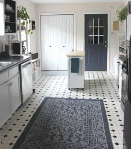 Galley Kitchen Refresh